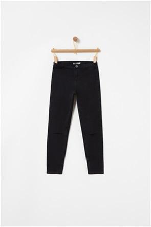 OVS Παιδικό τζην παντελόνι ψηλόμεσο