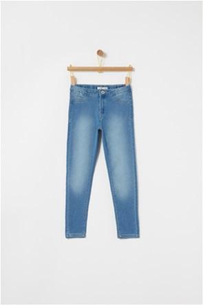 OVS μπλε παιδικό παντελόνι τζηνsuper skinny