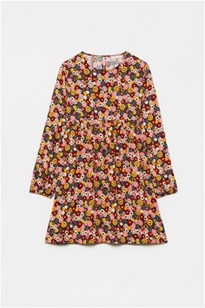 OVS παιδικό φόρεμα με all-over floral print (10-15 ετών)