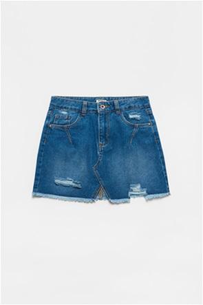 OVS παιδική mini τζην φούστα (10-14 ετών)
