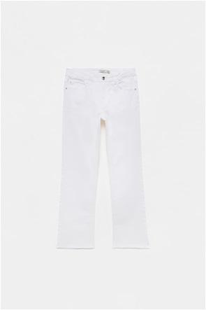 OVS παιδικό παντελόνι πεντάτσεπο με κρόσσια στο τελείωμα (10-15 ετών)