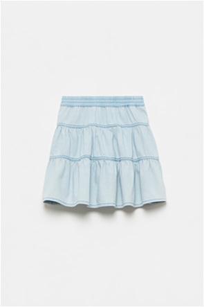 OVS παιδική φούστα flared με ελαστική μέση (10-15 ετών)