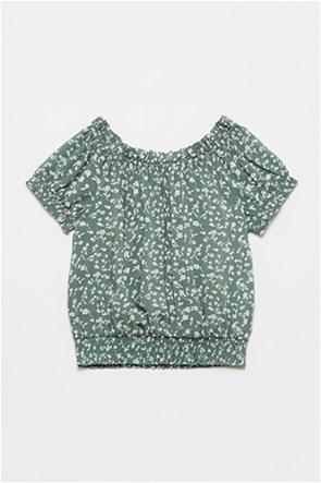 OVS παιδική μπλούζα floral (10-15 ετών)