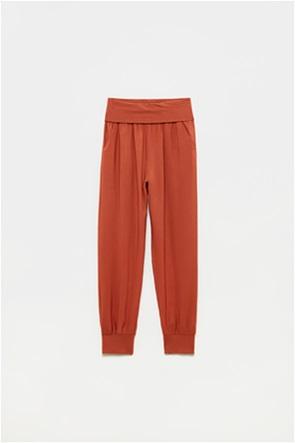 OVS παιδικό παντελόνι με διακοσμητικές σούρες (10-15 ετών)