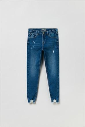 OVS παιδικό τζην παντελόνι πεντάτσεπο (10-15 ετών)