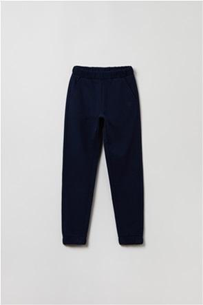 OVS  παιδικό παντελόνι φόρμας μονόχρωμο (10-15 ετών)