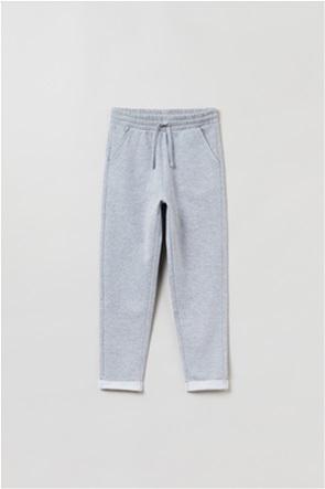 OVS παιδικό παντελόνι φόρμας με τσέπες (10-15 ετών)