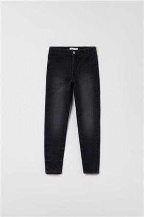 OVS παιδικό τζην παντελόνι Skinny-fit  (10-15 ετών)