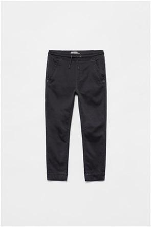 OVS παιδικό παντελόνι με ελαστική μέση μονόχρωμο (10-15 ετών)