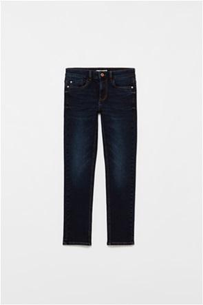 OVS παιδικό τζην παντελόνι Slim Fit (10-15 ετών)