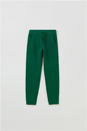 OVS παιδικό παντελόνι φόρμας μονόχρωμο Regular Fit