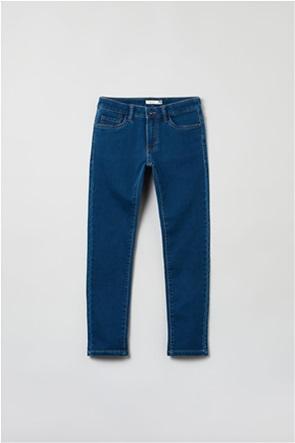 OVS παιδικό τζην παντελόνι πεντάτσεπο Regular-Fit (10-15 ετών)