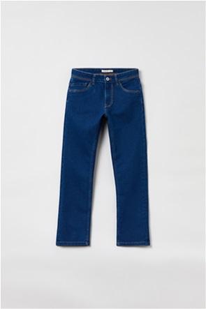 OVS παιδικό τζην παντελόνι Regular-Fit (10-15 ετών)