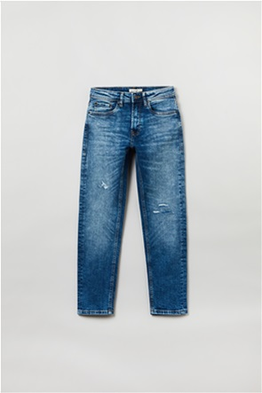 OVS παιδικό τζην παντελόνι ξεθωριασμένο (10-15 ετών)