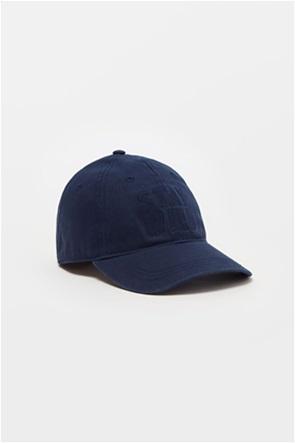 OVS παιδικό καπέλο jockey με κεντημένο lettering (10-15 ετών)