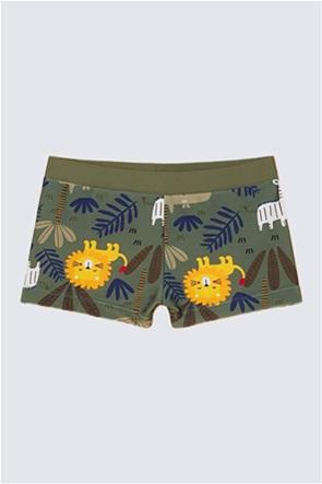 OVS βρεφικό μαγιό με jungle print (12-36 μηνών)