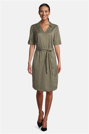Betty Barclay  γυναικείο mini φόρεμα με ζώνη