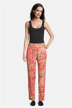 Betty Barclay γυναικείο παντελόνι με floral print