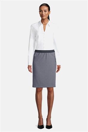 Betty Barclay γυναικεία midi φούστα με ελαστική μέση