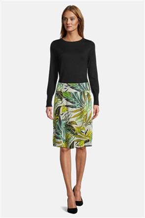 Betty Barclay γυναικεία midi φούστα με all-over floral print