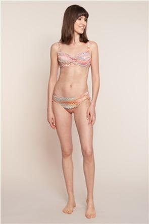 "Féraud γυναικείο σετ μαγιό μπικίνι ""Beach-Oriental Wave"" D Cup"