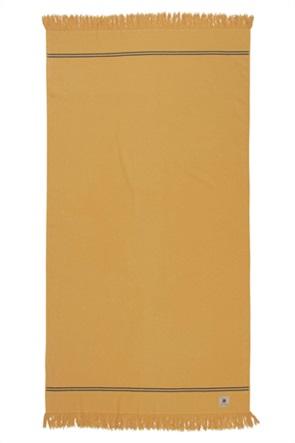 """Greenwich Polo Club πετσέτα θαλάσσης """"Essential 3518"""" με κρόσσια 80 x 170 cm"""