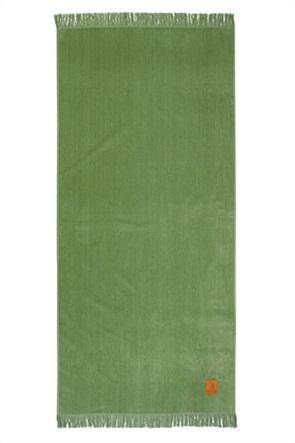 """Greenwich Polo Club πετσέτα θαλάσσης """"Essential"""" με κρόσσια 90 x 190 cm"""