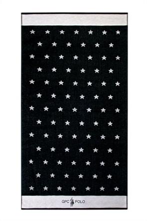 """Greenwich Polo Club πετσέτα θαλάσσης με all-over print """"3555"""" 90 x 170 cm"""