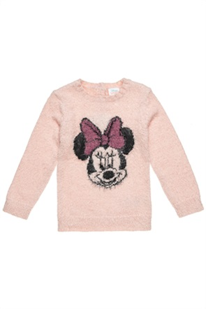 Alouette βρεφικό πουλόβερ με Minnie Mouse print (12 μηνών-3 ετών)