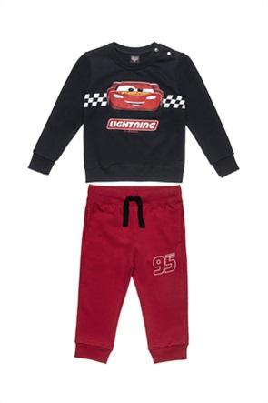 "Alouette παιδικό σετ ρούχων με print ""Disney Cars"" (2-6 ετών)"