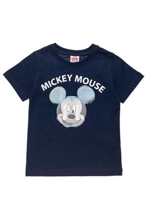 "Alouette παιδικό T-shirt με 3D print ""Disney Mickey Mouse"" (12 μηνών-5 ετών)"