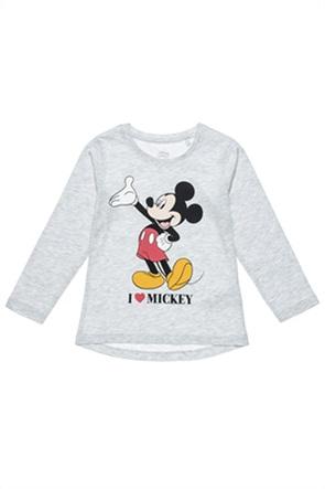 "Alouette βρεφική μπλούζα με print ""Disney Mickey Mouse"" (12 μηνών-3 ετών)"