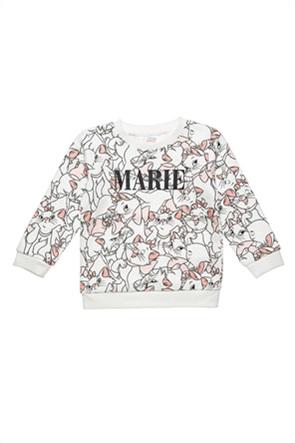 "Alouette βρεφική μπλούζα φούτερ με print ""Disney Αριστόγατες"" (12 μηνών-3 ετών)"