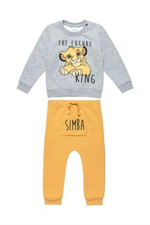 "Alouette παιδικό σετ ρούχων μπλούζα και παντελόνι ""Lion King Simba""(12 μηνών-5 ετών)"