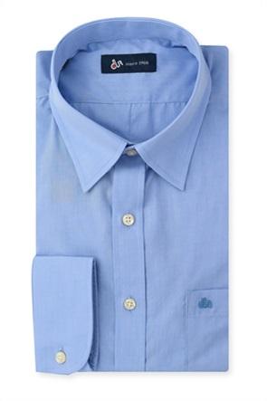 Dur ανδρικό πουκάμισο ύφανσης 'fil a fil'