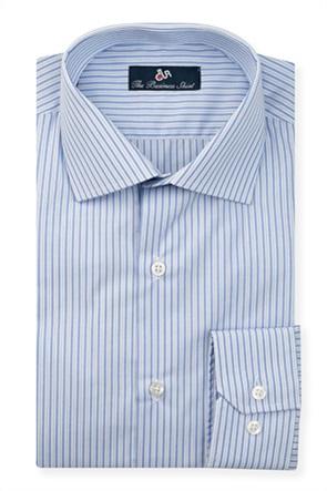 Dur ανδρικό μακρυμάνικο πουκάμισο ριγέ
