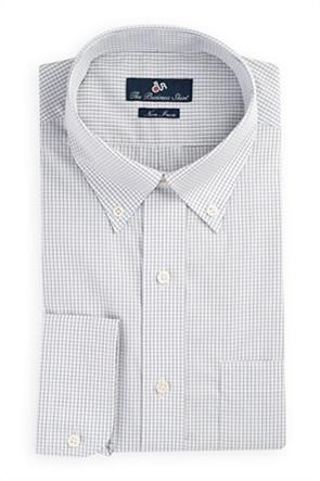 Dur ανδρικό καρό πουκάμισο με τσέπη στο στήθος