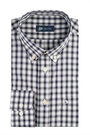 Dur ανδρικό πουκάμισο καρό button down