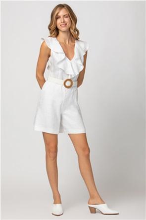 Billy Sabbado γυναικεία ολόσωμη φόρμα με βολάν