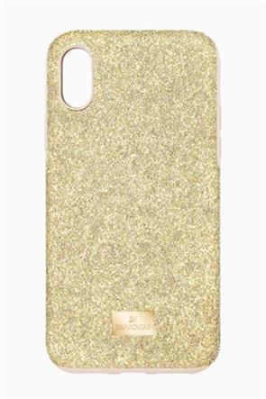 Swarovski High Smartphone Case with Bumper, iPhone® X/XS