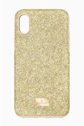 Swarovski High Smartphone Case with Bumper, iPhone® XS Max
