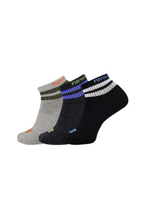 New Balance παιδικές κάλτσες ''Performance Cushion'' (σετ 3 τεμαχίων)