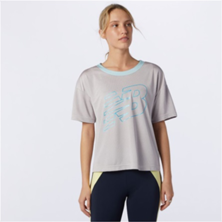 New Balance γυναικείο αθλητικό T-shirt ''Achiever''