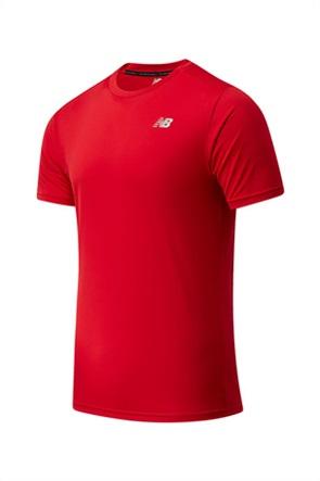 New Balance ανδρικό αθλητικό T-shirt ''Core Run''