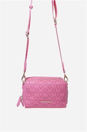 Valentino by Mario Valentino γυναικεία τσάντα crossbody με all-over logo print