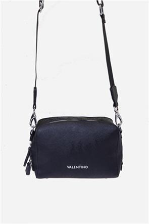 Valentino by Mario Valentino γυναικεία τσάντα crossbody με ανάγλυφο logo