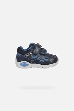 "Geox βρεφικά παπούτσια με διπλό velcro ""Pillow"""