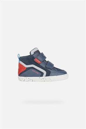 "Geox παιδικά παπούτσια με διπλό velcro ""Kilwi"" (sizes 24-27)"