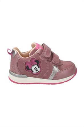 "Geox παιδικά παπούτσια με print Minnie Mouse ""Rishon"""