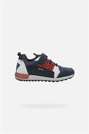 """Geox παιδικά sneakers με velcro """"Alben"""""""